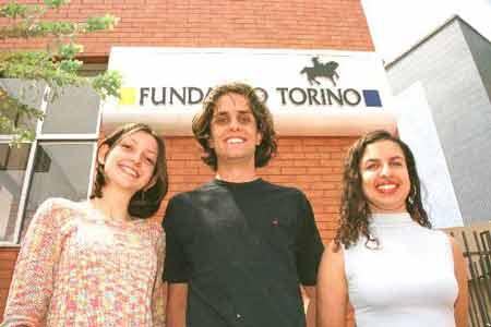 FUNDAÇÃO TORINO - Santo Agostinho