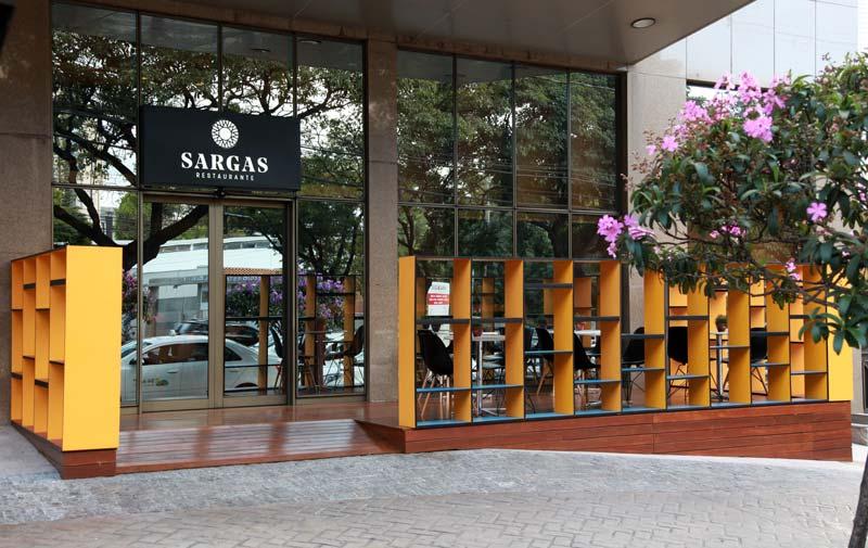 SARGAS RESTAURANTE - Mercure Hotel Belo Horizonte Lourdes