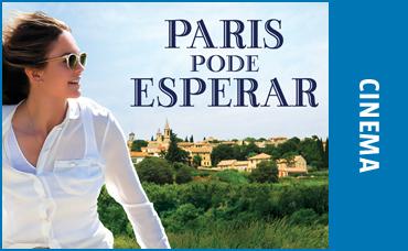 PARIS PODE ESPERAR