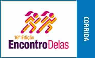 16ª CORRIDA ENCONTRO DELAS