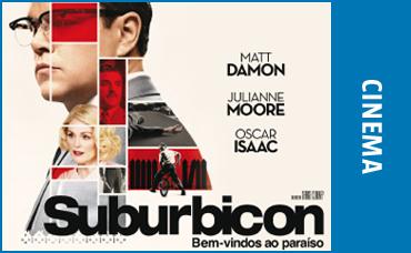 SUBURBICON: BEM - VINDOS AO PARAÍSO