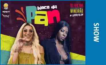 BLOCO DA PAN