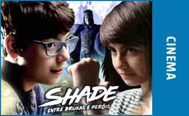SHADE - ENTRE BRUXAS E HEROIS