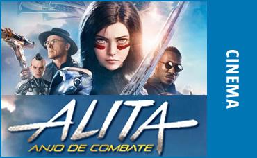 ALITA ANJO DE COMBATE