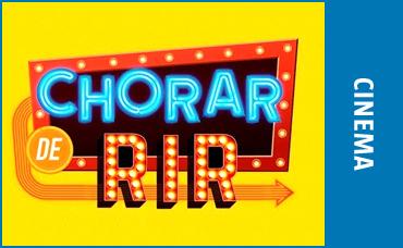 CHORAR DE RIR
