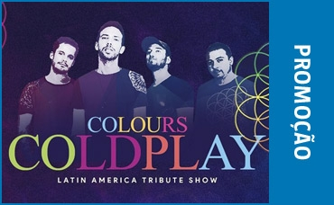 COLOURS COLDPLAY - LATIN AMÉRICA TRIBUTE