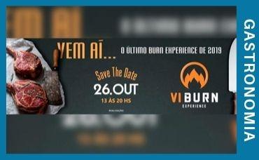 VI BURN EXPERIENCE