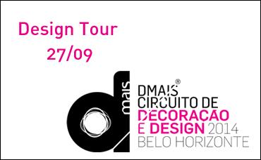 DESIGN TOUR 27/09 - S�BADO