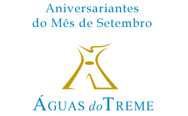 ANIVERSARIANTE DO M�S DE SETEMBRO