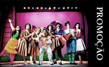 Teatro - A MENINA E O VENTO