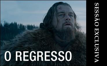 SESSÃO EXCLUSIVA - O REGRESSO