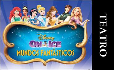 DISNEY ON ICE - CADEIRA VIP A, B E C