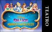 DISNEY ON ICE - CADEIRA VIP A, B E C