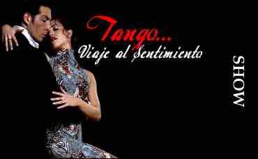 TANGO - VIAJE AL SENTIMIENTO
