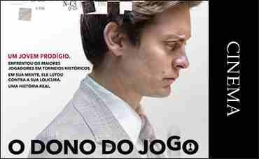 SESSÃO EXCLUSIVA - O DONO DO JOGO