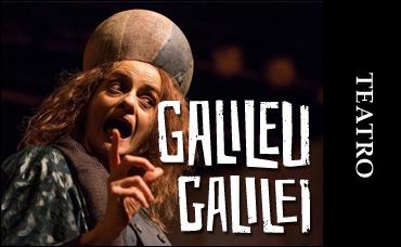 TEATRO - GALILEU GALILEI