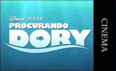 FILME - PROCURANDO DORY