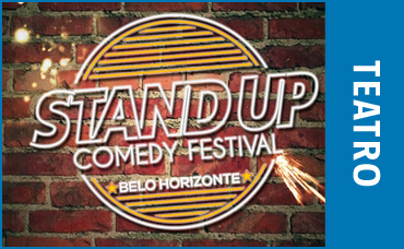 STANDUP COMEDY FESTIVAL BH
