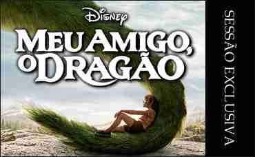 SESSÃO EXCLUSIVA - MEU AMIGO O DRAGÃO