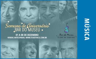 NOVAS ESQUINAS COM TULIO MOURÃO, CONVIDA NOVA GERAÇÃO DO CLUBE (4 DEZ)