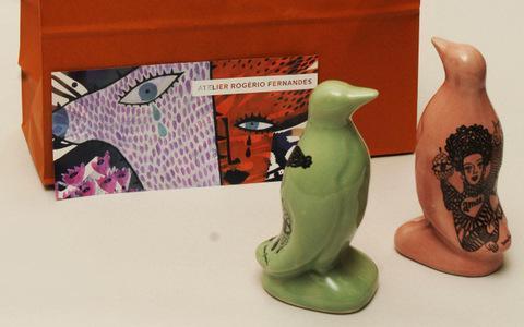 Pinguins da Rogério Fernandes