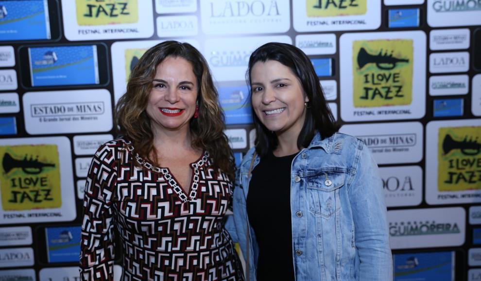 Convidados que curtiram o I Love Jazz.