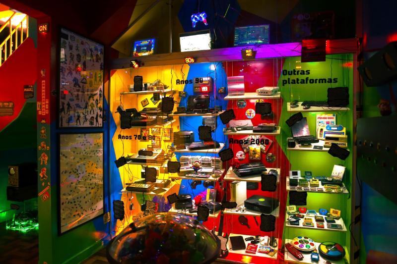 Acervo combrinquedos de outros tempos encanta os baixinhos (Divulgação Museu dos Brinquedos)